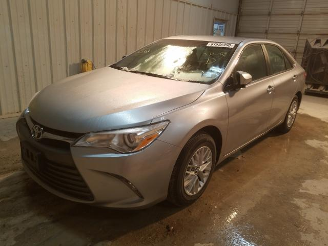 2017 TOYOTA CAMRY LE - 2