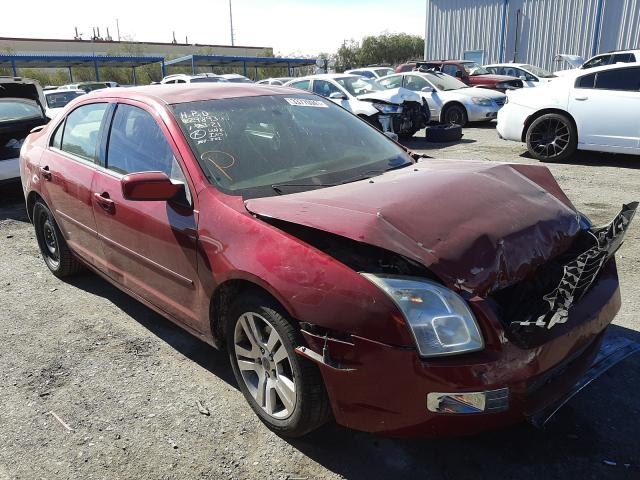 Salvage 2008 FORD FUSION - Small image. Lot 33770041