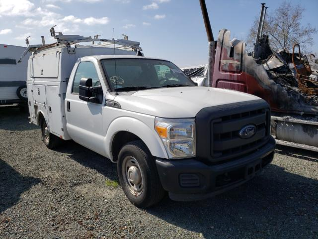 Ford F350 salvage cars for sale: 2013 Ford F350