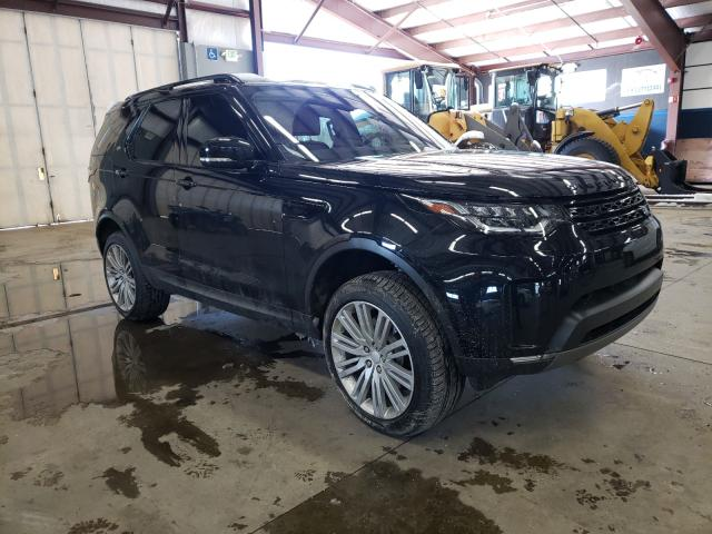 Salvage cars for sale from Copart East Granby, CT: 2017 Land Rover Discovery
