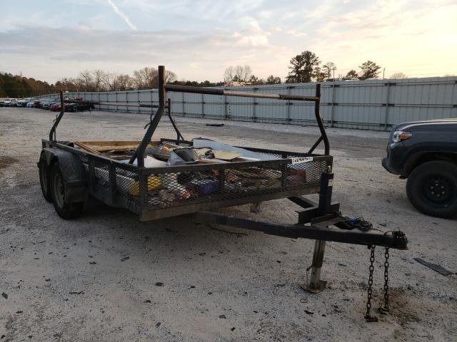 Trailers salvage cars for sale: 2005 Trailers Trailer