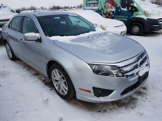 Salvage cars for sale from Copart Bridgeton, MO: 2012 Ford Fusion SEL