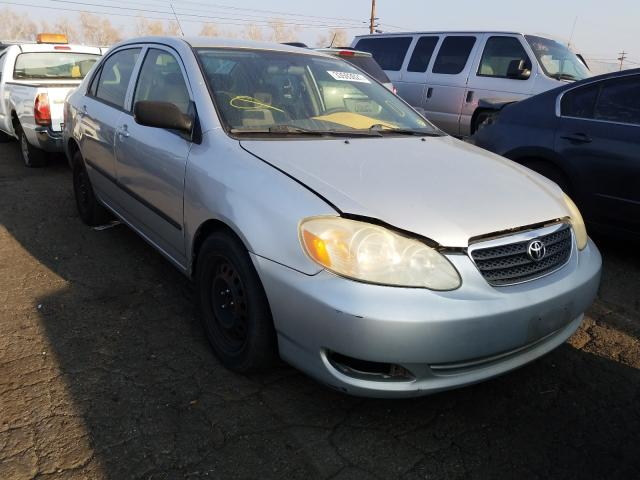 Salvage cars for sale from Copart Colton, CA: 2006 Toyota Corolla CE