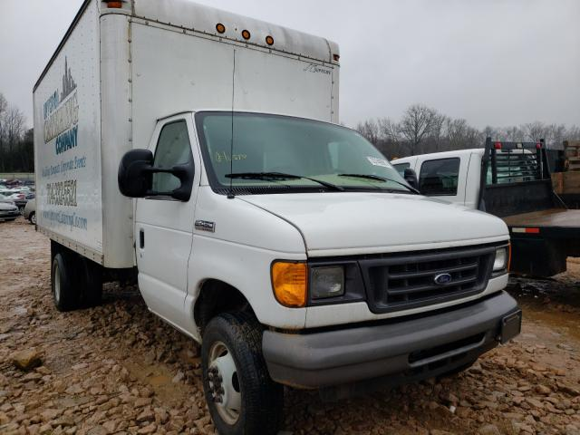 Salvage cars for sale from Copart China Grove, NC: 2007 Ford Econo