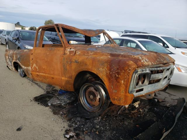 GMC Truck salvage cars for sale: 1967 GMC Truck