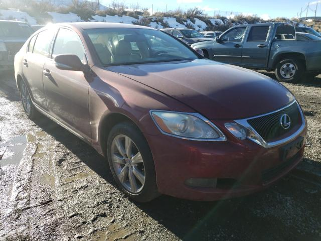 Salvage cars for sale from Copart Reno, NV: 2011 Lexus GS 350