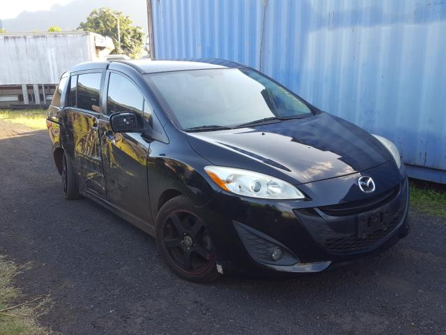 Salvage cars for sale from Copart Kapolei, HI: 2012 Mazda 5