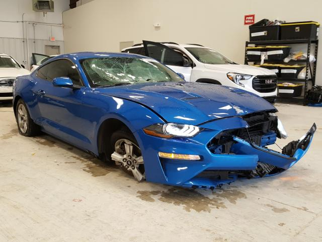 2019 FORD MUSTANG - 1