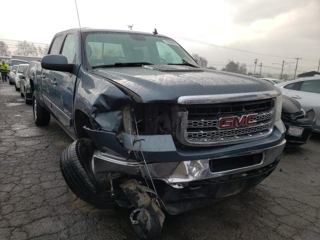 Salvage cars for sale from Copart Colton, CA: 2012 GMC Sierra K25