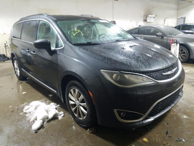 Salvage 2017 CHRYSLER PACIFICA - Small image. Lot 33555141