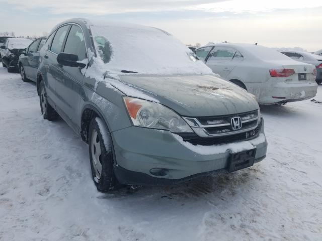 2010 HONDA CR-V LX 5J6RE4H34AL057911