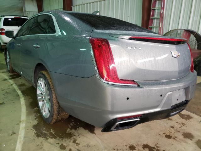 2019 CADILLAC XTS LUXURY - Right Front View