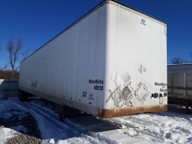 Hyundai Trailer salvage cars for sale: 2007 Hyundai Trailer