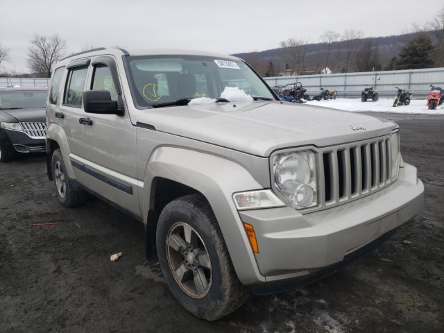 2008 Jeep Liberty SP en venta en Grantville, PA