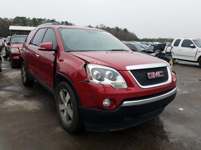 2012 GMC ACADIA SLT 1GKKRRED5CJ182523