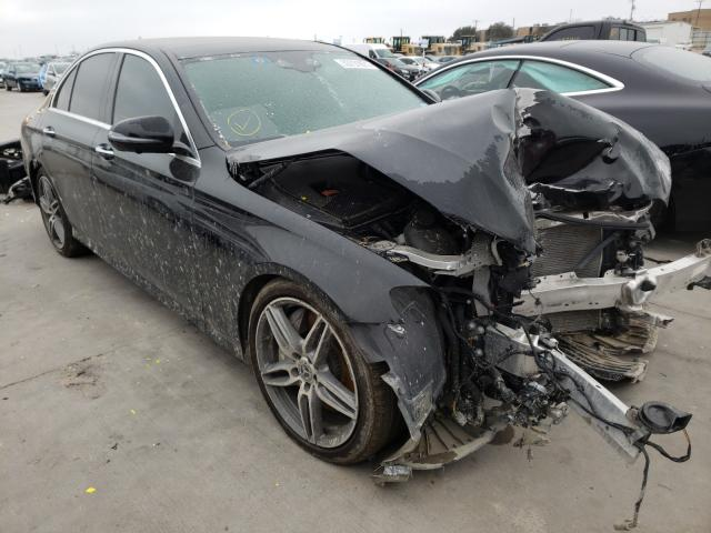 Mercedes-Benz salvage cars for sale: 2019 Mercedes-Benz E 300