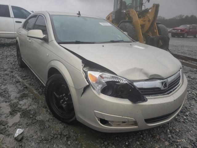 Saturn salvage cars for sale: 2009 Saturn Aura XE