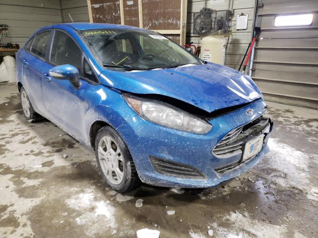 2016 FORD FIESTA SE - Other View