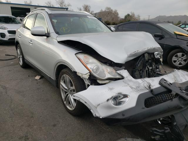 Salvage cars for sale from Copart Colton, CA: 2011 Infiniti EX35 Base