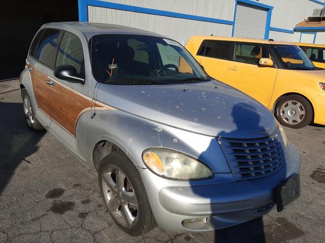 Vehiculos salvage en venta de Copart Las Vegas, NV: 2005 Chrysler PT Cruiser