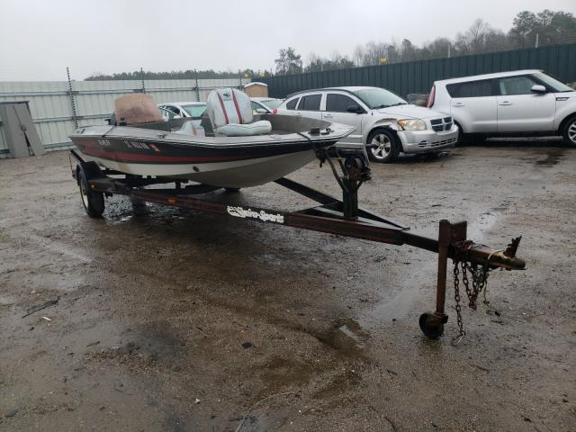 Salvage cars for sale from Copart Harleyville, SC: 1985 Alfb Hydra Sport