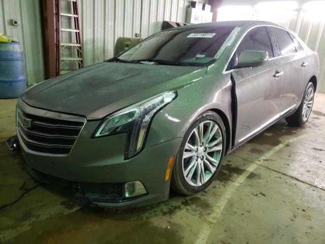 2019 CADILLAC XTS LUXURY - Left Front View