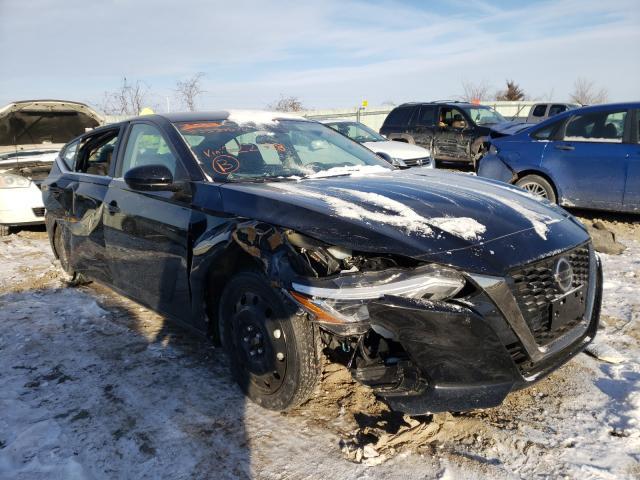 Vehiculos salvage en venta de Copart Kansas City, KS: 2020 Nissan Altima SR
