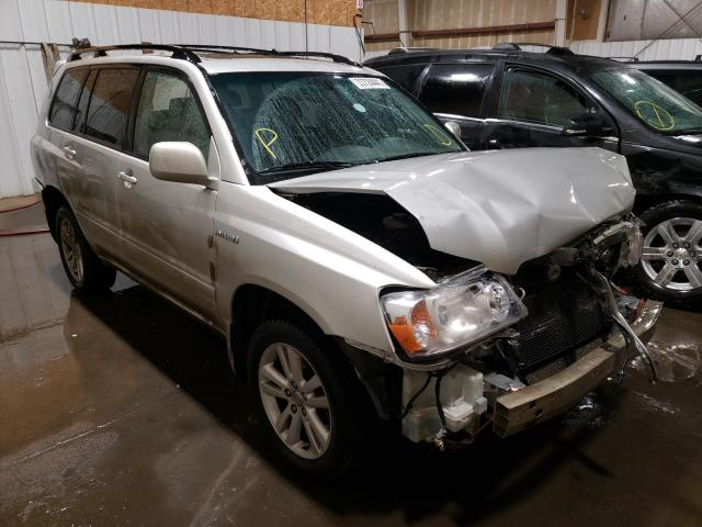 2006 Toyota Highlander for sale in Anchorage, AK