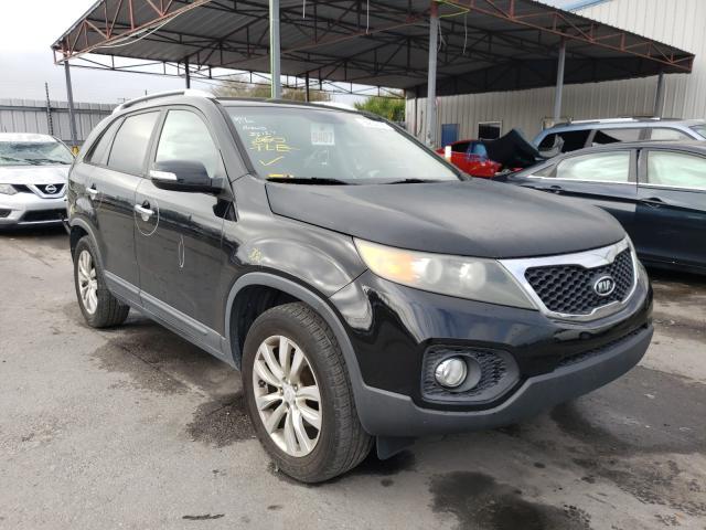 2011 KIA SORENTO EX - 5XYKU4A26BG182529