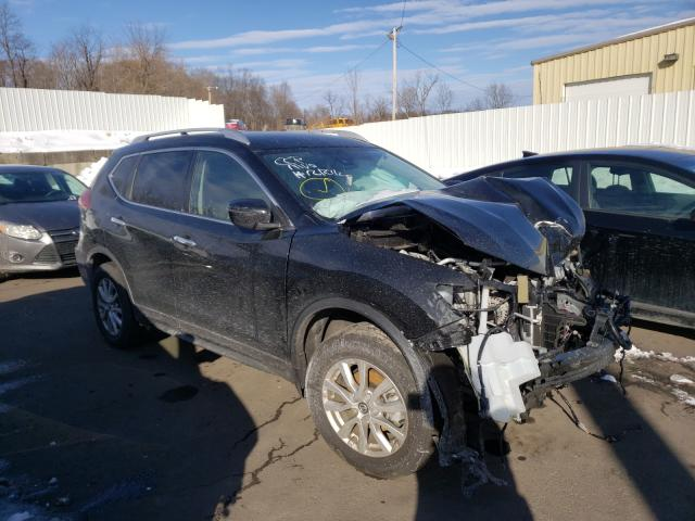 Salvage cars for sale from Copart Marlboro, NY: 2020 Nissan Rogue S