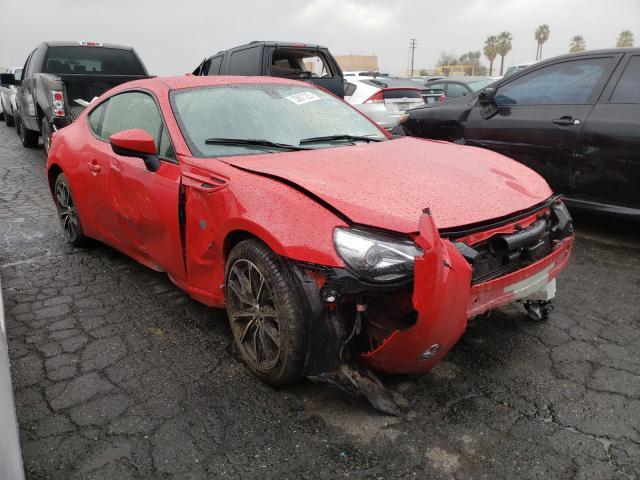 Salvage cars for sale from Copart Colton, CA: 2020 Toyota 86