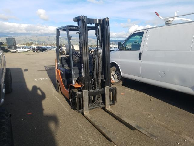 2012 Toyota Forklift for sale in San Martin, CA