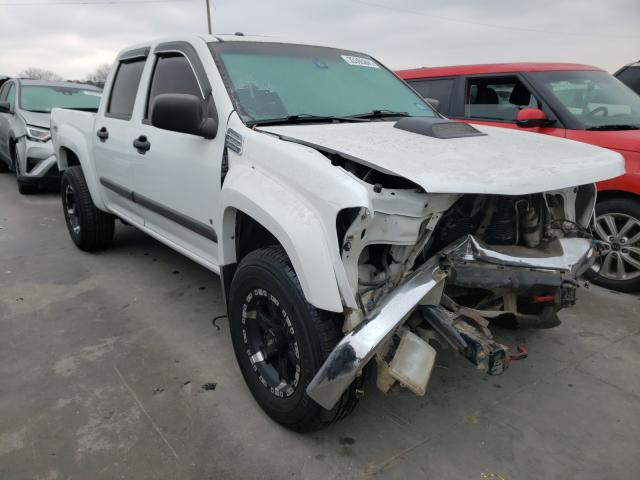Vehiculos salvage en venta de Copart Grand Prairie, TX: 2006 GMC Canyon