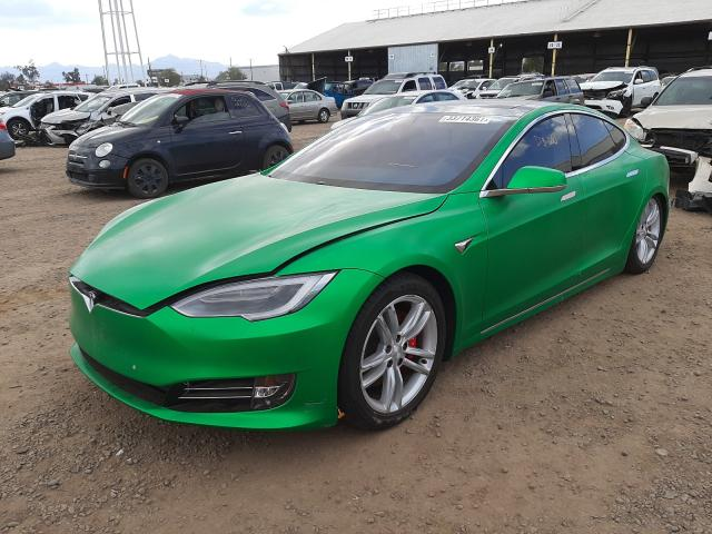 2017 Tesla MODEL S | Vin: 5YJSA1E48HF183989