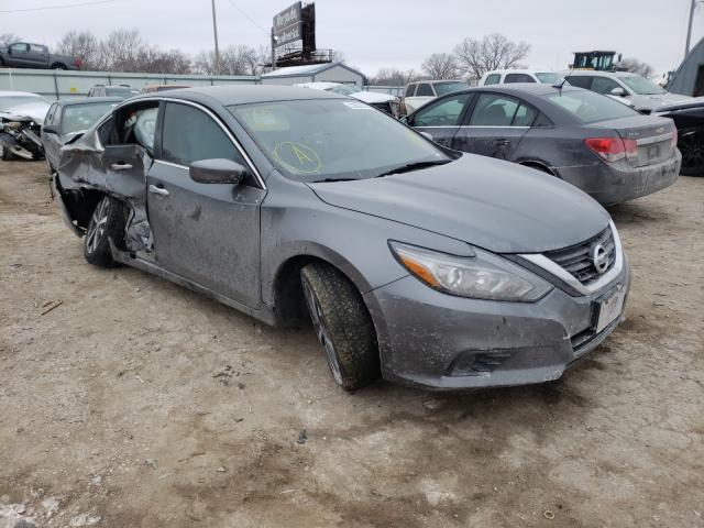 Salvage cars for sale from Copart Wichita, KS: 2016 Nissan Altima 2.5