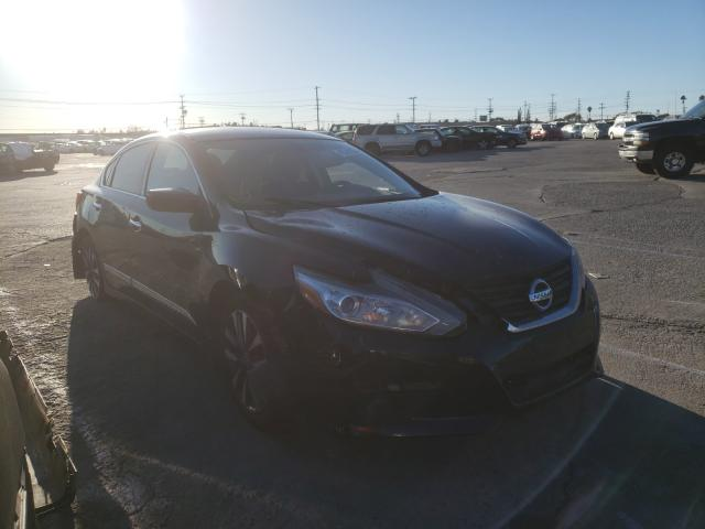 Salvage cars for sale from Copart Sun Valley, CA: 2016 Nissan Altima 2.5