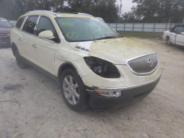 Salvage cars for sale from Copart Ocala, FL: 2010 Buick Enclave CX