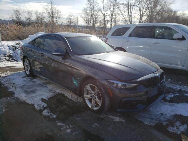 BMW salvage cars for sale: 2020 BMW 430I