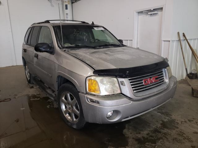 GMC salvage cars for sale: 2008 GMC Envoy