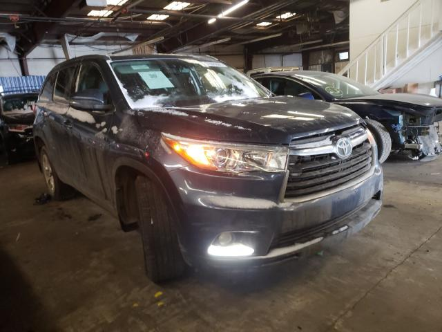 2016 Toyota Highlander for sale in Denver, CO