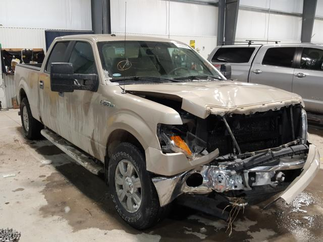Salvage 2010 FORD F-150 - Small image. Lot 32926181