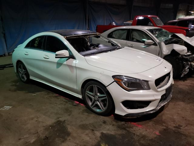 Salvage 2014 MERCEDES-BENZ CLA-CLASS - Small image. Lot 33287461