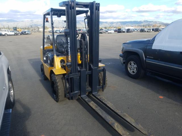 2007 Caterpillar Forklift for sale in San Martin, CA