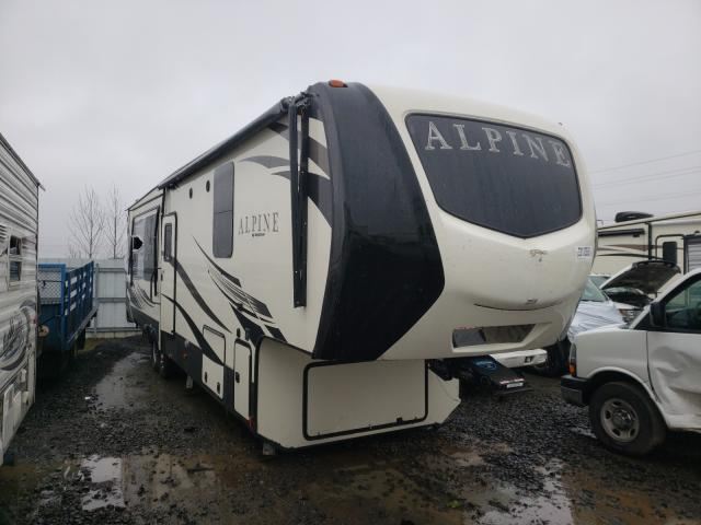 Keystone Alpine salvage cars for sale: 2019 Keystone Alpine