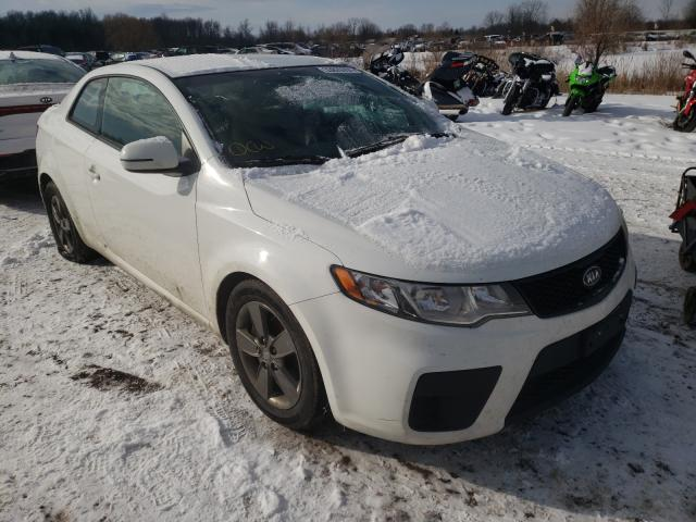 KIA salvage cars for sale: 2011 KIA Forte EX
