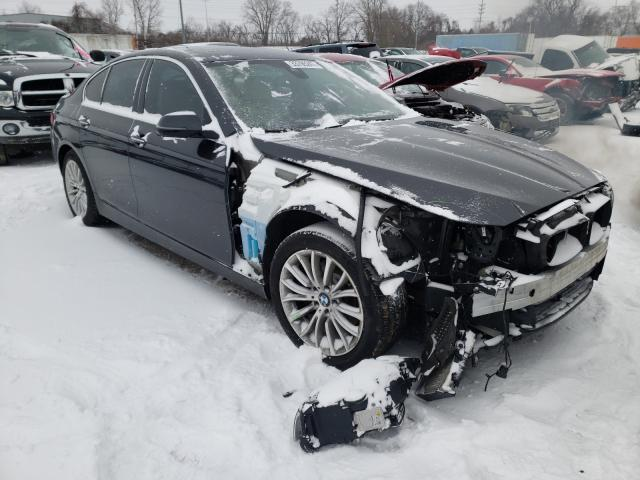 Salvage cars for sale from Copart Bridgeton, MO: 2015 BMW 528 I