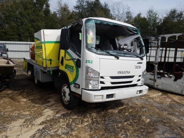 Salvage cars for sale from Copart Midway, FL: 2017 Isuzu NPR HD