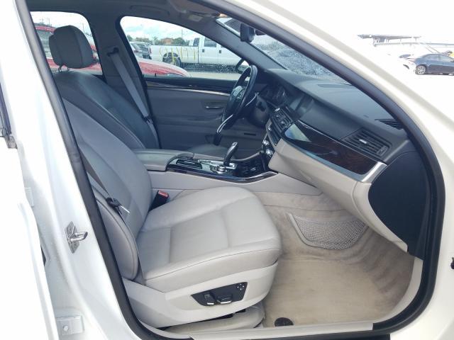2011 BMW 5 series | Vin: WBAFR1C52BC672945