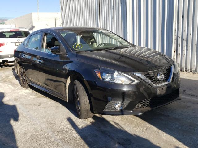 Nissan salvage cars for sale: 2017 Nissan Sentra