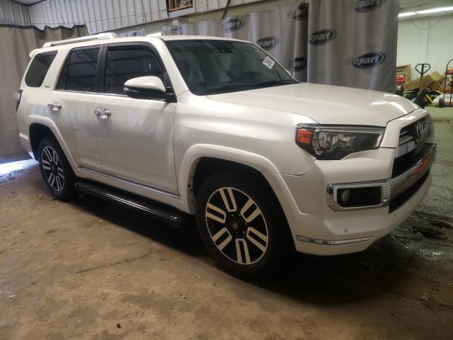 Salvage cars for sale from Copart Tifton, GA: 2020 Toyota 4runner SR